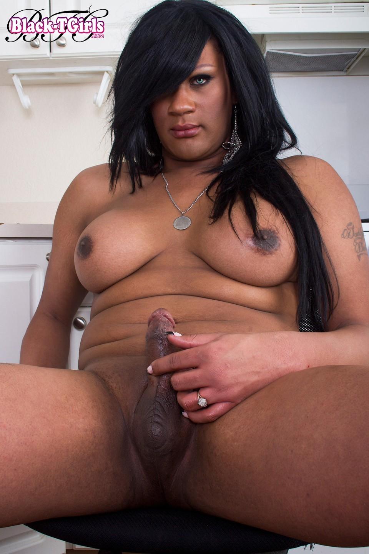 Black Ladyboys Set 1036