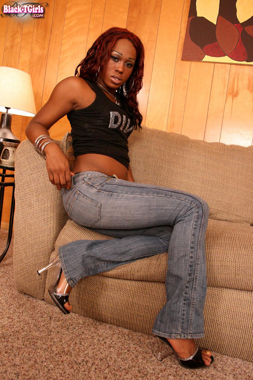 Black Ladyboys Set 794