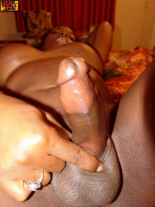 Black Ladyboys Set 868