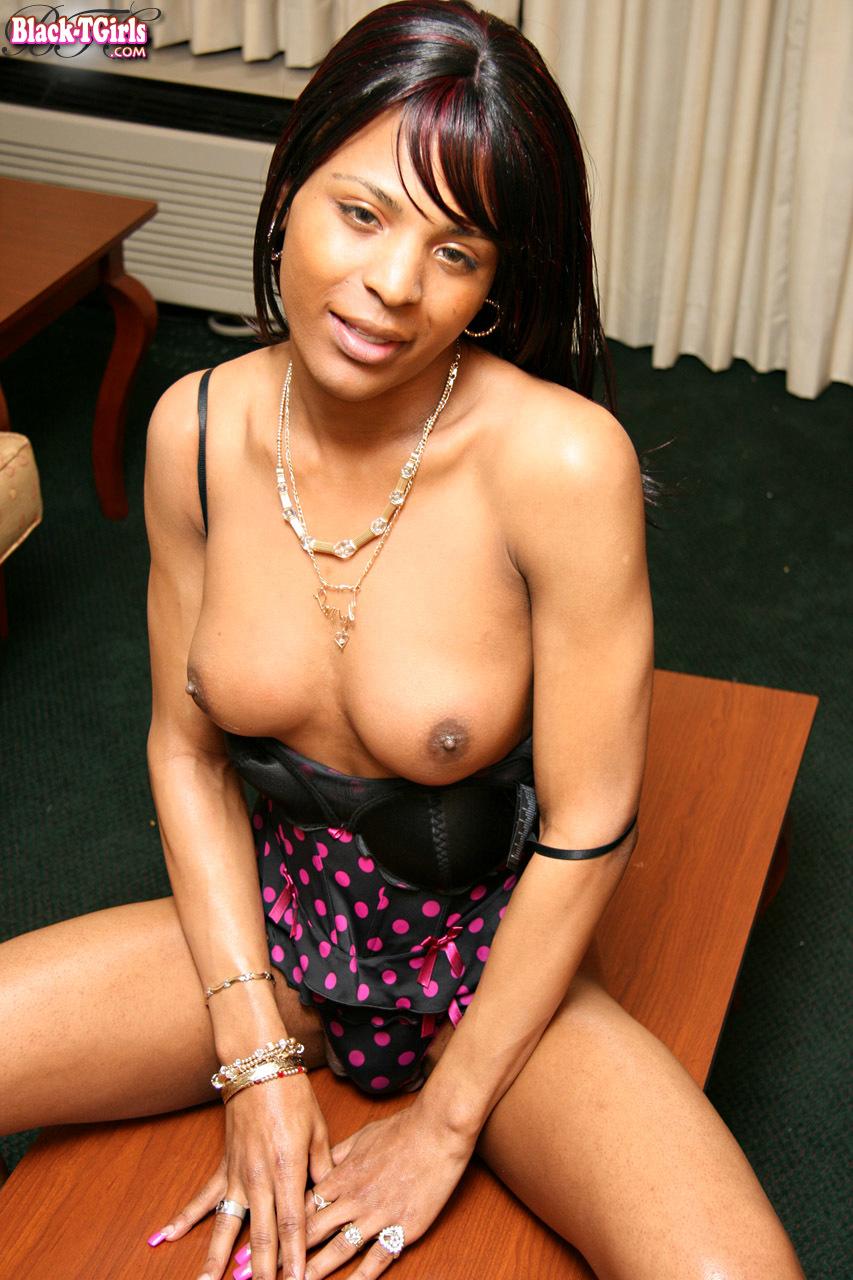 Black Ladyboys Set 882