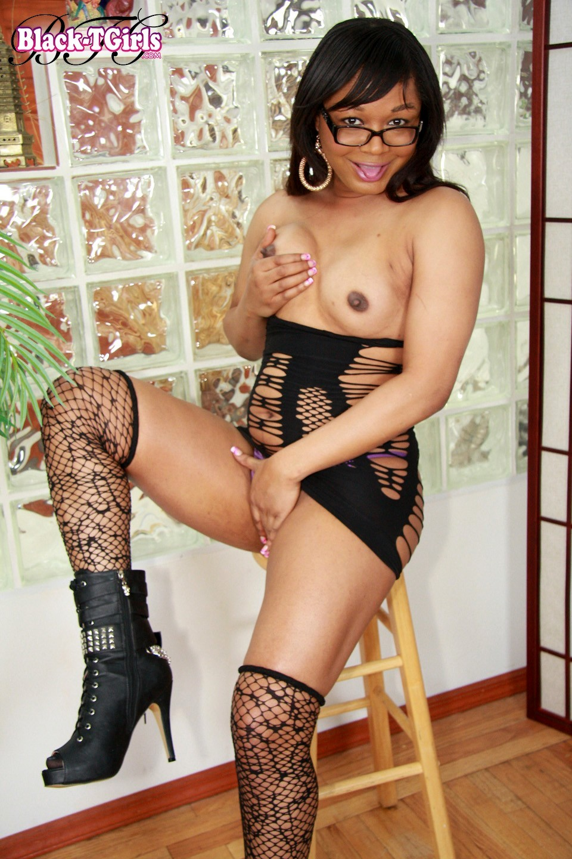 Black Transexuals Set 1078