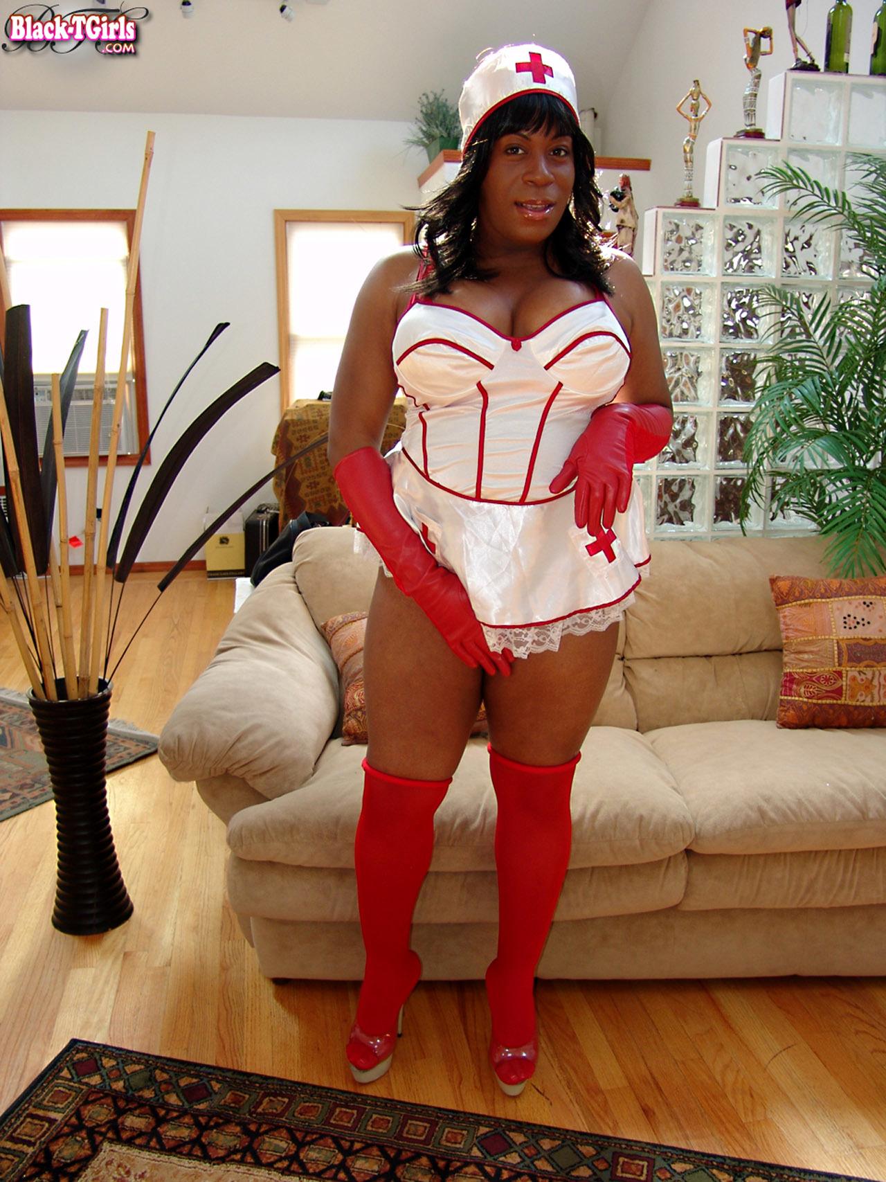 Black Transexuals Set 791