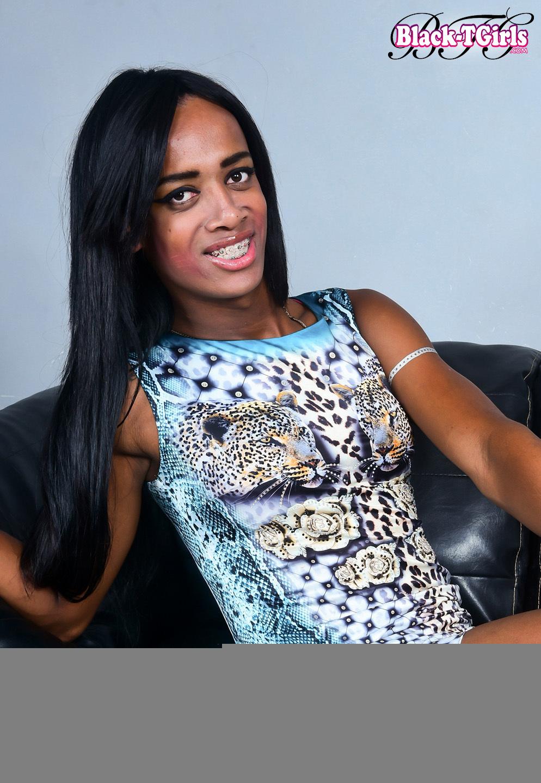 Bruna Santana Is A Attractive Brazilian Girl With A Pretty Thin Body