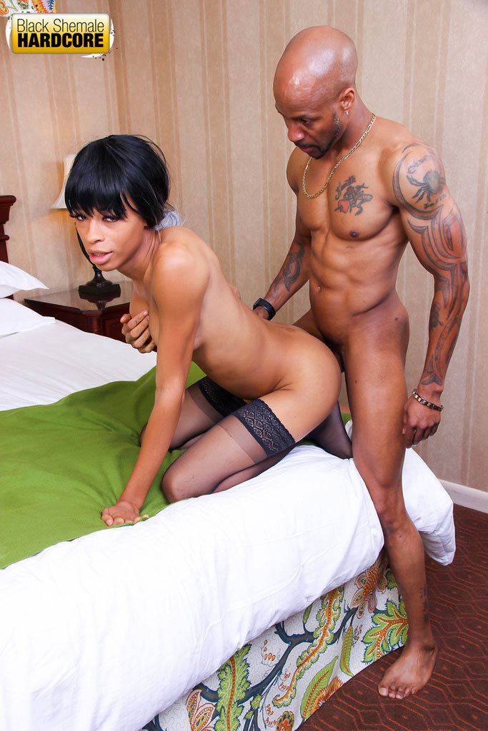 Hot Slender Erika Takes Soldier Bois Penis