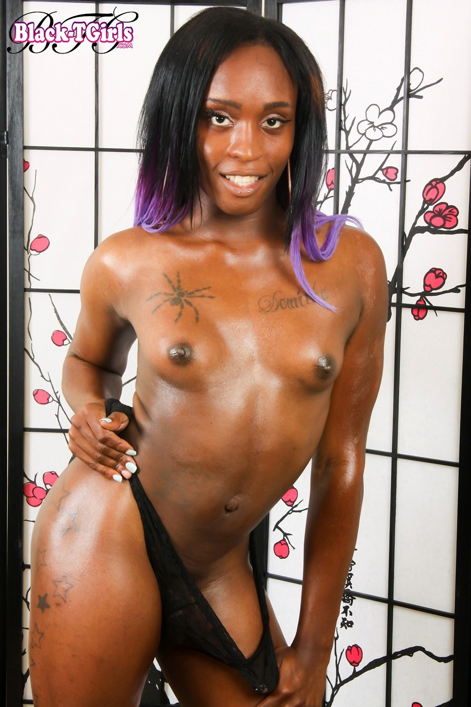 Shay Is A Naughty Girl With A Sensuous All Natural Body, Superb Bub
