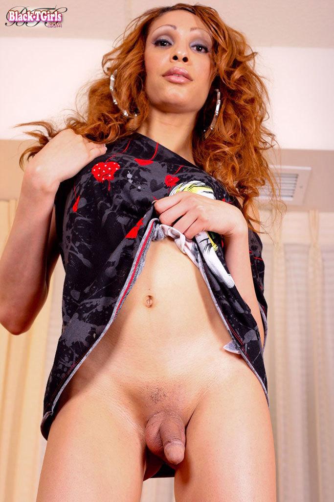 Skinny Seductive Ladyboy Who Desires Huge Dicks!