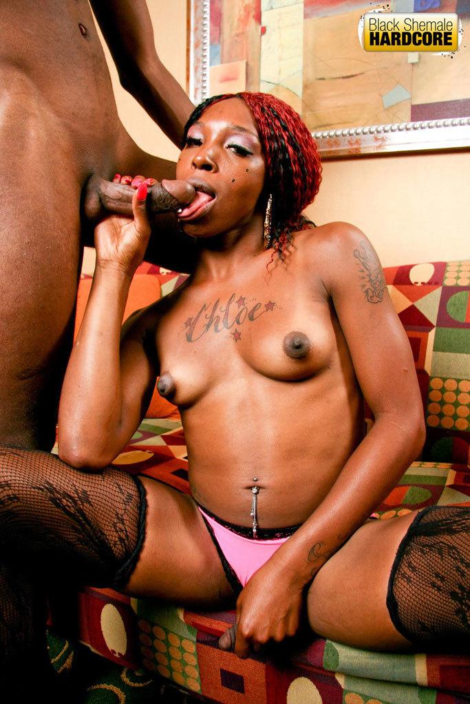 Slutty Ebony Ts Gets Ruined