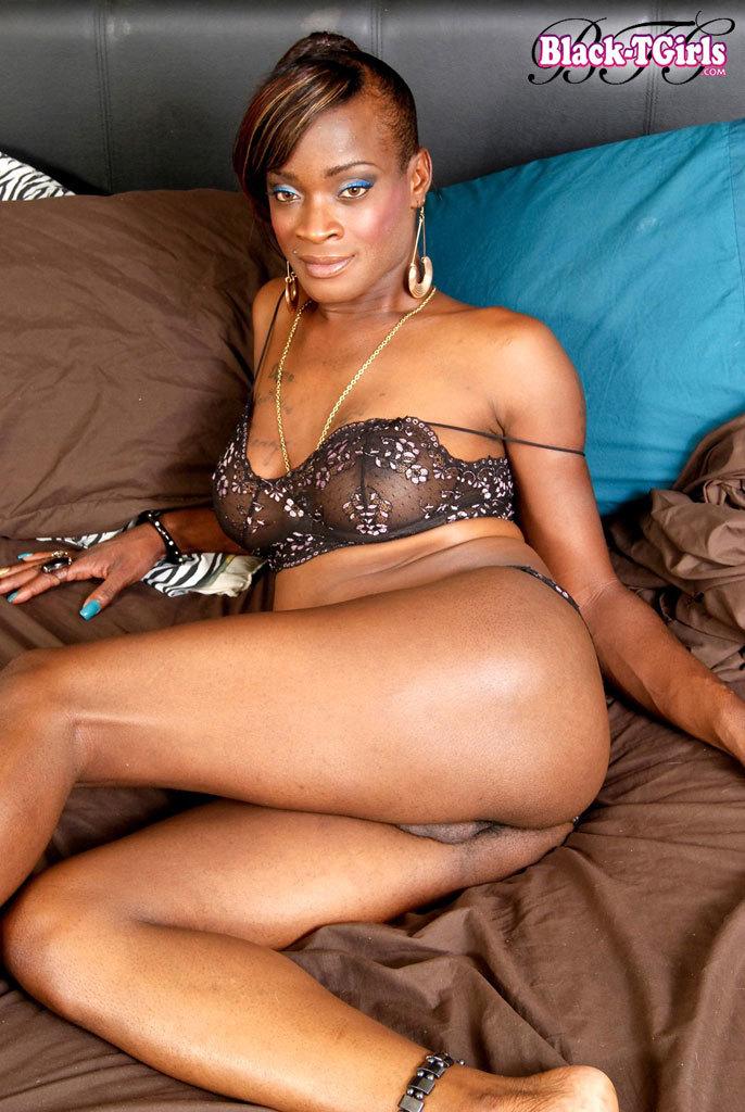 Steamy Ebony Babe With Rock Rough Shedick